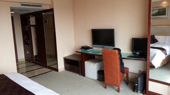 Hongfan Hotel: Bedroom