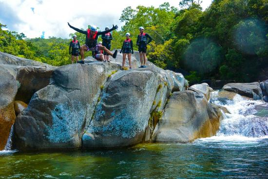 Behana Days Canyoning