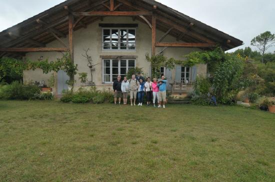 Moulin de Caussarieu : le logis