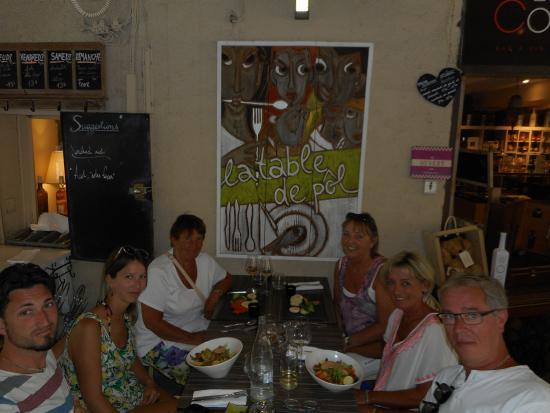 Moments En Famille Picture Of La Table De Pol Lorgues