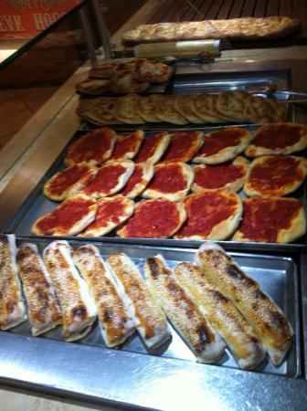 Pizza e Carbon