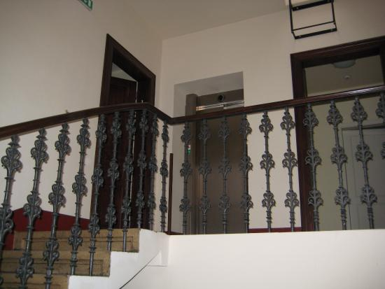 Hotel Trevi: На этаже несколько номеров