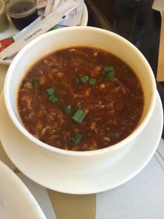 Yummy Hot n Sour Soup
