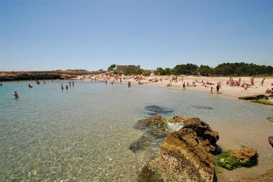 L'Ametlla de Mar, Spain: playa