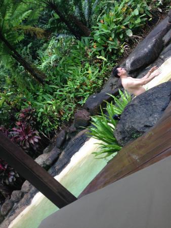 Bellenden Ker, Austrália: The private pool