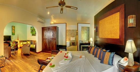 Le Relax Beach Resort: Deluxe Room