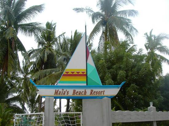 Maia S Beach Resort Bantayan Island Hotels