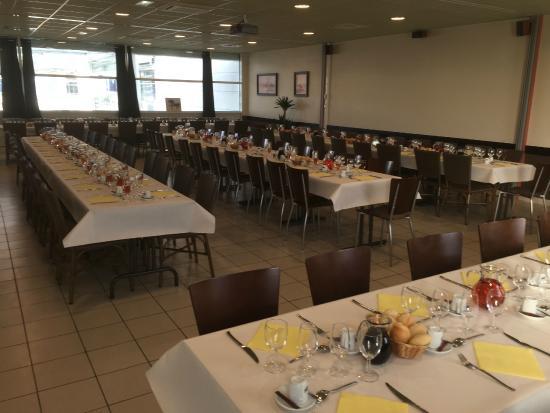 salle pour banquets autocaristes voyagistes picture of le rondeau gourmand les herbiers