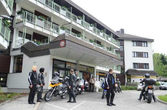 Seminar Park Hotel Hirschwang Reichenau An Der Rax