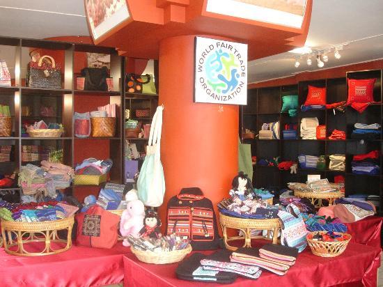 Thai Tribal Crafts Fair Trade