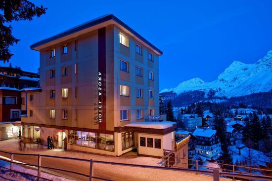 Sorell Hotel Asora: Aussenansicht