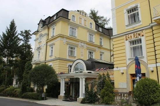 Photo of Hotel Garni San Remo Marianske Lazne