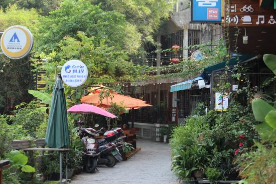West Street International Youth Hostel : Front of Hostel