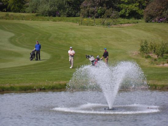 16th Green @ Tramore Golf Club