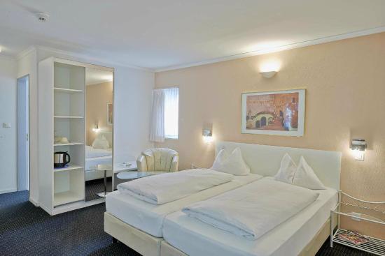Sorell Hotel City Weissenstein: Zimmer