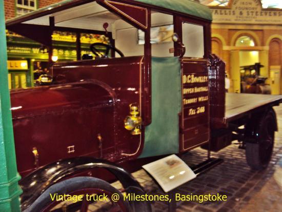 Milestones Museum: Milestones