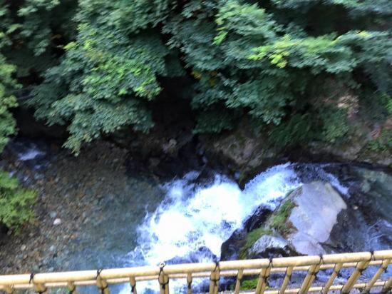 Hinatamikan: 部屋からの眺望