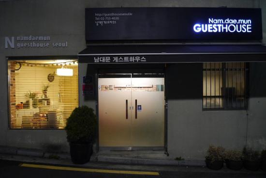 Namdaemun Guesthouse Seoul: Namdaemun Guesthouse