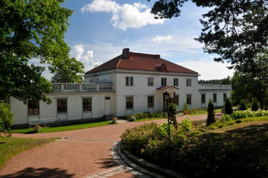 Söderlångvik mansion, Kimito Island