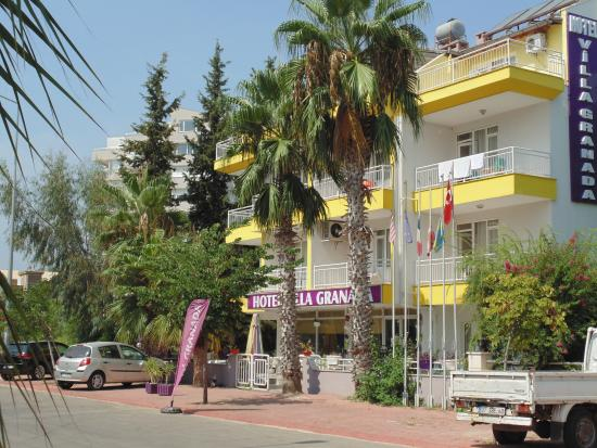 Hotel villa granada antalya t rkiye villa yorumlar for Villas granada ii