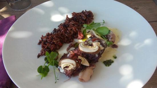 O Caprices de Mathias : Tuna, Camargue red rice