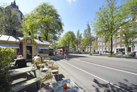 Nova Hotel Amsterdam: street view