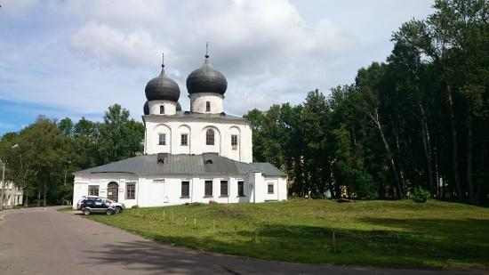 Nativity of the Virgin Cathedral of Antoniyev Monastery Museum