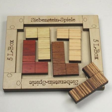 Tumbleweed: 5-L puzzle