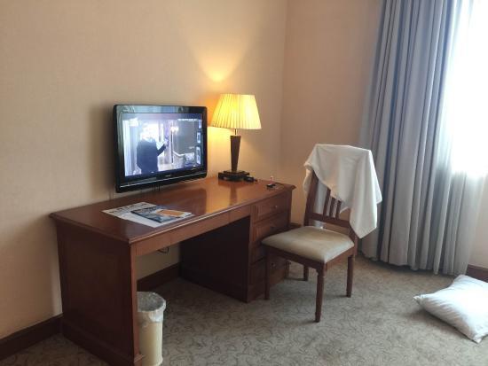 GBW Hotel: โทรทัศน์ภายในห้อง
