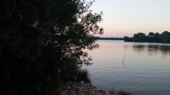 Picture of la zona dei laghi alimini otranto - Bagno lucia alimini ...