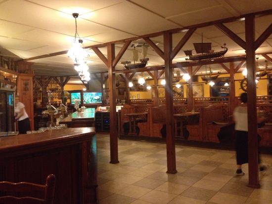 Povazska Bystrica, Eslovaquia: Restaurant Namornik