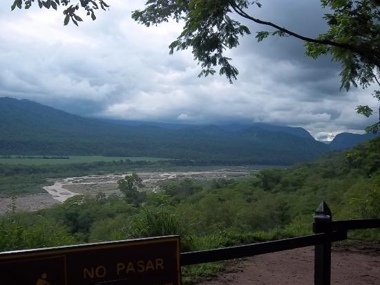 Calilegua, Argentina: Valle del Rio San Lorenzo