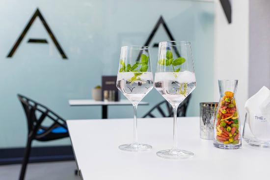 The Alex Hotel : Terrasse der Winery29