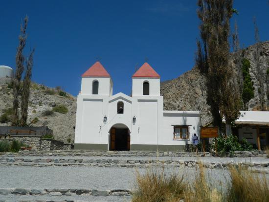 Province of Salta, Argentyna: Capilla de El Alfarcito