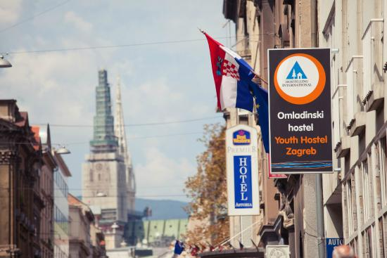 Zagreb Youth Hostel