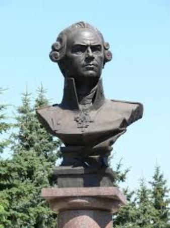 Monument to Fyodor Ushakov