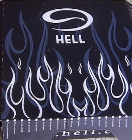 HELLS PIZZA: HELL
