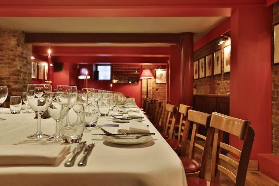 Bleeding Heart Bistro The Wine Cellar | Private Dining & The Wine Cellar | Private Dining - Picture of Bleeding Heart Bistro ...