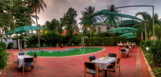 Average property review of nijaguna residency bandipur tripadvisor for Resorts in bandipur with swimming pool