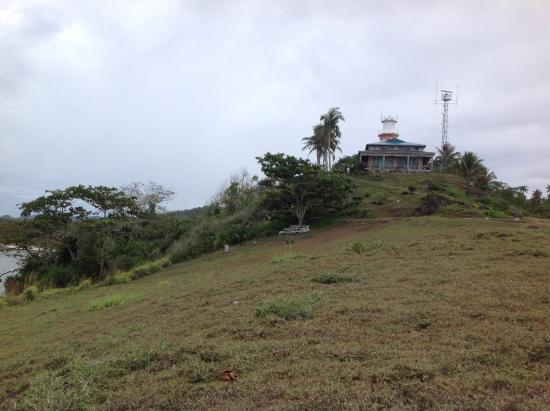 Capul, Philippines: The Hill
