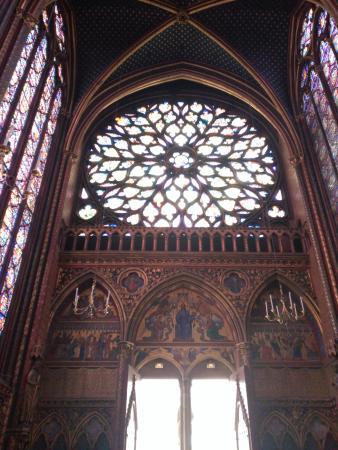 Paris, Prancis: capilla
