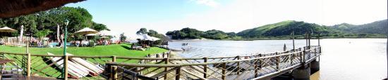 Port St Johns, Sudáfrica: Umngazi River Bungalows