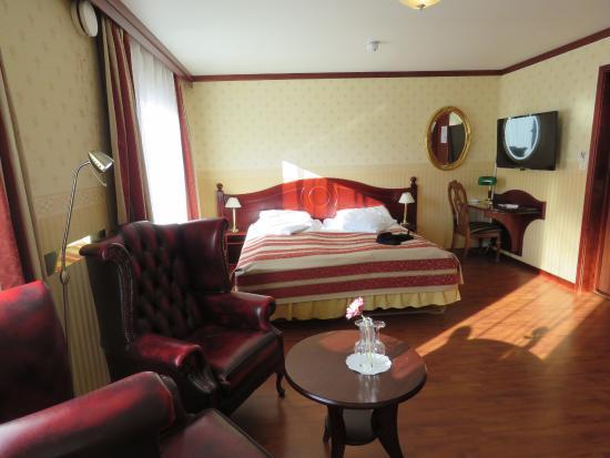 Best Western Laegreid Hotell: Стандартный двухместный номер