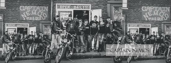 Park Falls, WI: Harley's