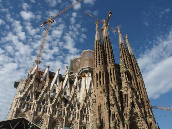 sagrada familia guided tour review