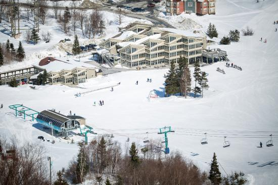 Marble Mountain Resort Base