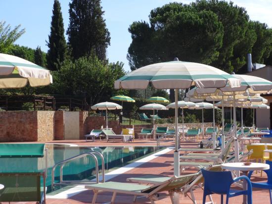 Piscina do hotel Sovestro