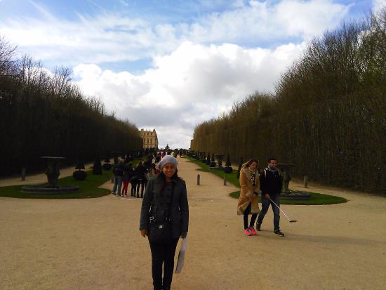 Paris, Prancis: jardines