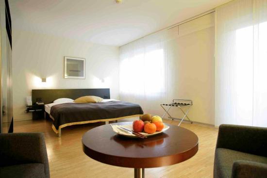 Sorell Hotel Seefeld: Zimmer