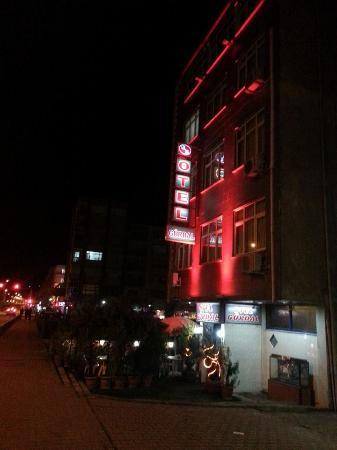 Trabzon İli, Türkiye: merkezi